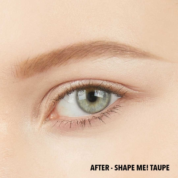 Shape Me Taupe After